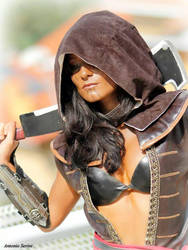 Adewale FemaleVersion  Assassin s Creed Black Flag by MadRakele