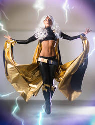 Storm - X Men by MadRakele