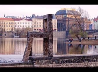 The Vltava Chair by KeldBach