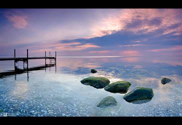 Peaceful Evening by KeldBach