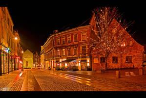 Deserted Street by KeldBach
