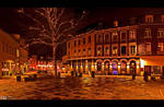 Old Town Square by KeldBach