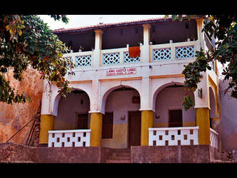 Lamu Castle Lodge by KeldBach