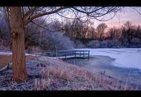 The Thin Ice of a New Day by KeldBach