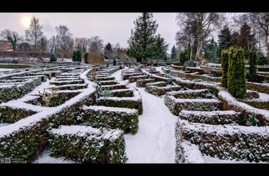 The Maze by KeldBach