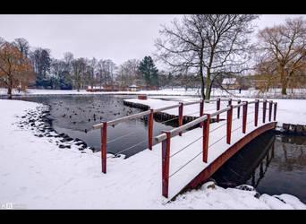 Park Bridge by KeldBach