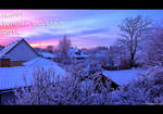 Happy Winter Solstice 2014 by KeldBach