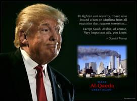 Make Al-Qaeda Great Again by KeldBach