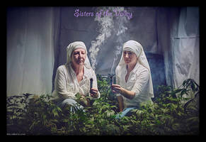 Sisters of the Valley by KeldBach