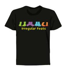 Irregular Feats Shirt by trapdoorlover5