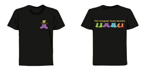 The Irregular Feats Factory Shirt #2 by trapdoorlover5