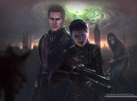 Order 1886/DAI crossover by shalizeh