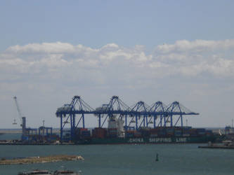 china shipping line by ssalisia