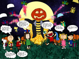 The great Pumpkin exist after all! by marlon94