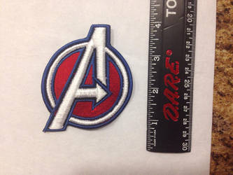 AVENGERS 3d patch by ScrwLoose