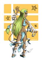 Elena for Falynn by Zenith30000