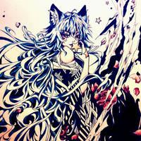 Blue  by Teaserd