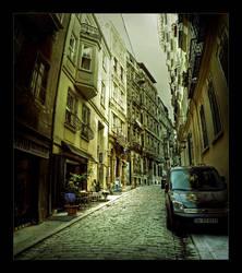Taksim VI by mutos