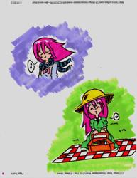 Random Coloring Dump by jelliPANDA