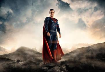 Justice League 2017 - Superman alone edit by cellebg