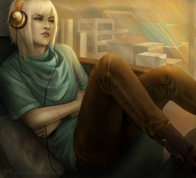 RYu_Singing and Relaxation by MSilenceART