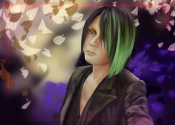 Uruha Green by MSilenceART