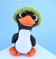 Uno Penguin by i-be-c