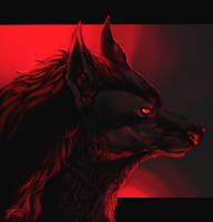 Red Night by rajewel