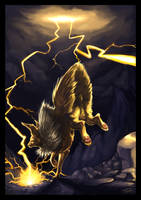 Thunder by rajewel