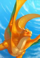 Dragonite by rajewel