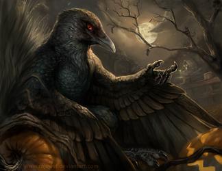 RARE 2014: Halloween by rajewel