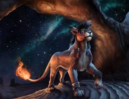Desert Nights by rajewel
