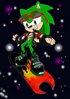 Scourge rider by 4sonicfan