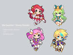 Star Guardian Charms - PREORDER by Nelliette