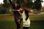 Sisters by sabinahannila