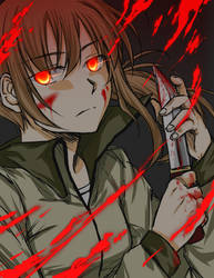 Kouka: Bloodstorm by HACHI-HANA
