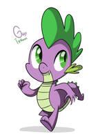 Running Spike by GrayTyphoon