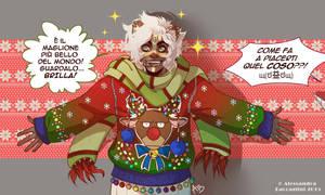 The White Shaman - Happy Holidays! by Miss-Pannacotta