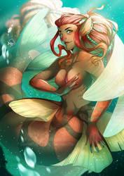 Mermaid 2017 by Miss-Pannacotta