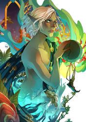 Dragon Age - Rill Lavellan 02 by Miss-Pannacotta