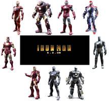 Iron Man by falcon910