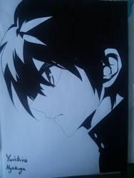 Yuichiro Hyakuya by Mika-Arts