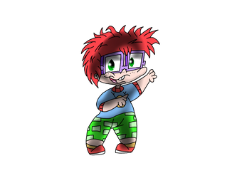 Chuckie (First time with Medibang) by Angelicbunni3