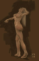 Figure study 1 by harlequin01