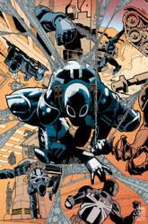 Agent Venom by cyomAn