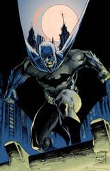 Batman Ink 2 by cyomAn