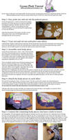 Goomy Plush - Step-by-step Tutorial by Diffeomorphism
