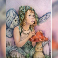 Fairyling by SilverStoneArtworks