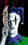 Human Mask by Jesterbrand