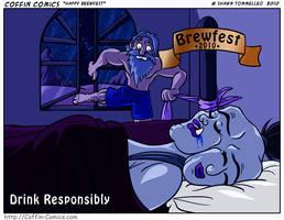 Happy Brewfest by Jesterbrand